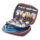 Elite Bags - GP's grijs/zalmroos_